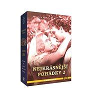 Film na DVD Kolekce Nejkrásnější pohádky 2. (4DVD) - DVD