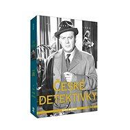 Kolekce České detektivky (4DVD) - DVD - Film na DVD