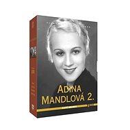 Film na DVD Kolekce Adina Mandlová 2. (4DVD) - DVD