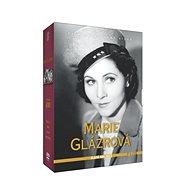 Kolekce Marie Glázrová (4DVD) - DVD - Film na DVD