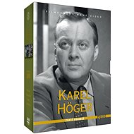 Zlatá kolekce Karla Högera (4DVD) - DVD - Film na DVD