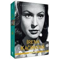Zlatá kolekce Ireny Kačírkovové (4DVD) - DVD - Film na DVD