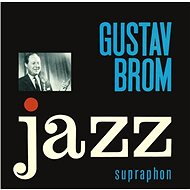 Brom Gustav: Jazz - CD - Hudební CD