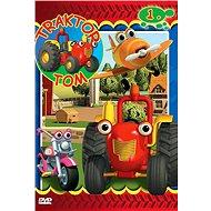 Traktor Tom 1. - DVD - Film na DVD
