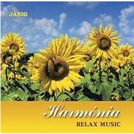 Janig: Harmony Relaxation music - CD - Music CD