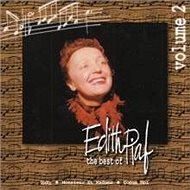 Piaf Edith: The Best of 2 - CD - Hudební CD