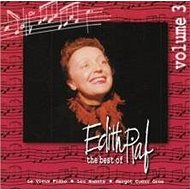Piaf Edith: The Best of 3 - CD - Hudební CD