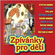 Various: Zpívánky pro děti - CD