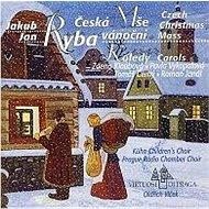 Ryba Jakub Jan: Česká mše vánoční - CD - Hudební CD