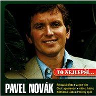 Novák Pavel: To nejlepší - CD - Hudební CD