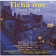 Hudební CD Suk Josef, Magdalena Kožená: Tichá noc - CD