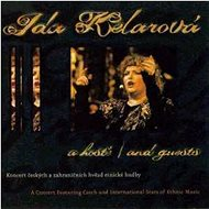 Kelarová Ida a Hosté: Koncert etnických hvězd - CD - Hudební CD