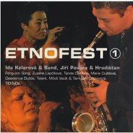 V/A: Etnofest 1 Lucerna live 2003 - CD - Hudební CD