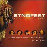 V/A: Etnofest 2 Lucerna live 2004 - CD - Hudební CD