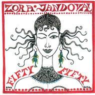 Jandová Zora: Fifty - fifty - CD - Hudební CD