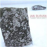 Burian Jan: Dvanáct druhů samoty - CD - Hudební CD