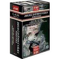 WORLD WAR II. box (2. Světová válka) - DVD - Film na DVD