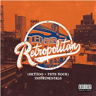 Skyzoo & Pete Rock: Retropolitan (Instrumentals) - LP - LP vinyl