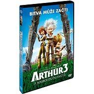 Arthur a souboj dvou světů - DVD - Film na DVD