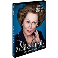 Železná lady - DVD - Film na DVD