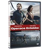 Operace Entebbe - DVD - Film na DVD
