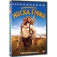 Dobrodružství Hucka Finna - DVD - Film na DVD