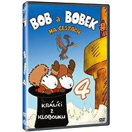 Bob a Bobek na cestách 4 - DVD - Film na DVD