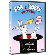 Bob a Bobek na cestách 5 - DVD - Film na DVD