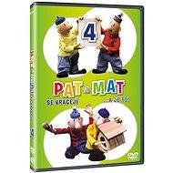 Pat a Mat 4 - DVD - Film na DVD