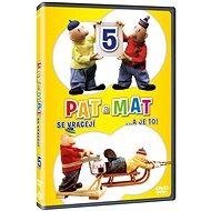 Pat a Mat 5 - DVD - Film na DVD