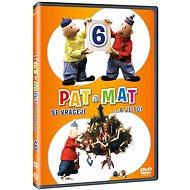 Pat a Mat 6 - DVD - Film na DVD