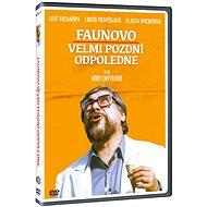 Faunovo velmi pozdní odpoledne - DVD - Film na DVD