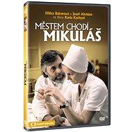 Městem chodí Mikuláš - DVD - Film na DVD