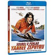 Souboj o poklad Yankee Zephyru - Blu-ray - Film na Blu-ray