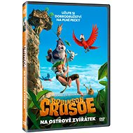 Robinson Crusoe: Na ostrově zvířátek - DVD - Film na DVD