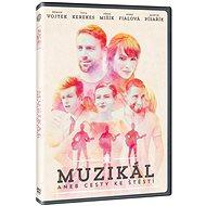 Muzikál aneb Cesty ke štěstí - DVD - Film na DVD