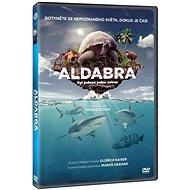 Aldabra: Byl jednou jeden ostrov - DVD - Film na DVD