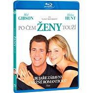 Po čem ženy touží - Blu-ray - Film na Blu-ray