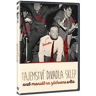 Tajemství Divadla Sklep - DVD - Film na DVD
