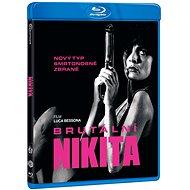 Film na Blu-ray Brutální Nikita - Blu-ray - Film na Blu-ray