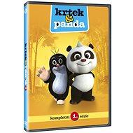 Film na DVD Krtek a Panda 1 - DVD