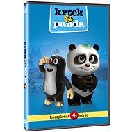 Film na DVD Krtek a Panda 4 - DVD