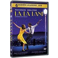 La La Land - DVD - Film na DVD