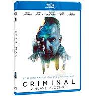 Criminal: V hlavě zločince - Blu-ray - Film na Blu-ray