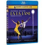 La La Land - Blu-ray - Film na Blu-ray
