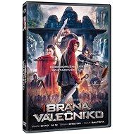 Brána válečníků - DVD - Film na DVD