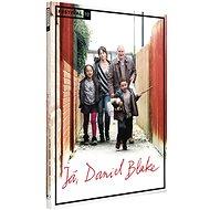 Já, Daniel, Blake - DVD - Film na DVD