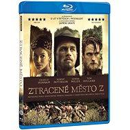 Ztracené město Z - Blu-ray - Film na Blu-ray