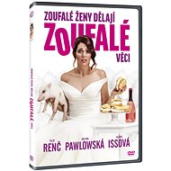 Zoufalé ženy dělají zoufalé věci - DVD - Film na DVD