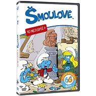 Šmoulové - To nejlepší 7. - DVD - Film na DVD